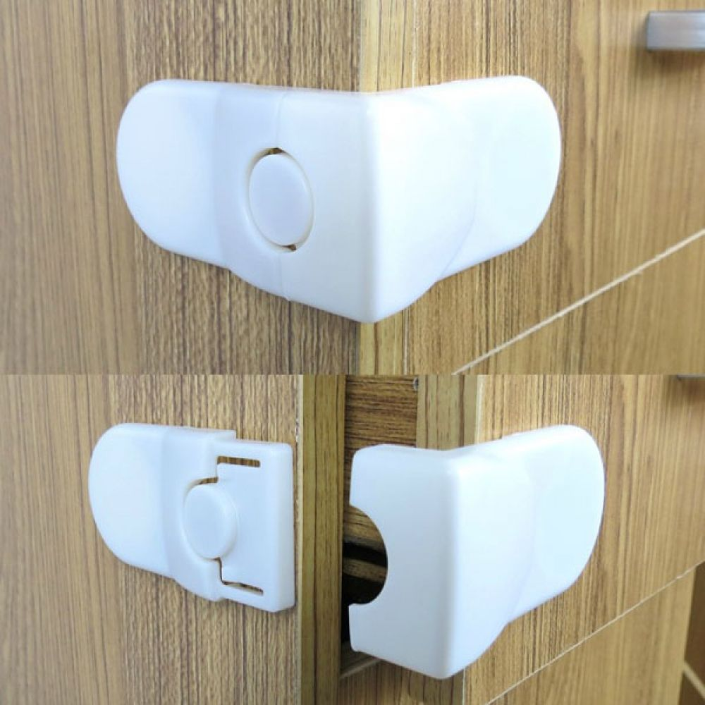 Drawer Safety Lock