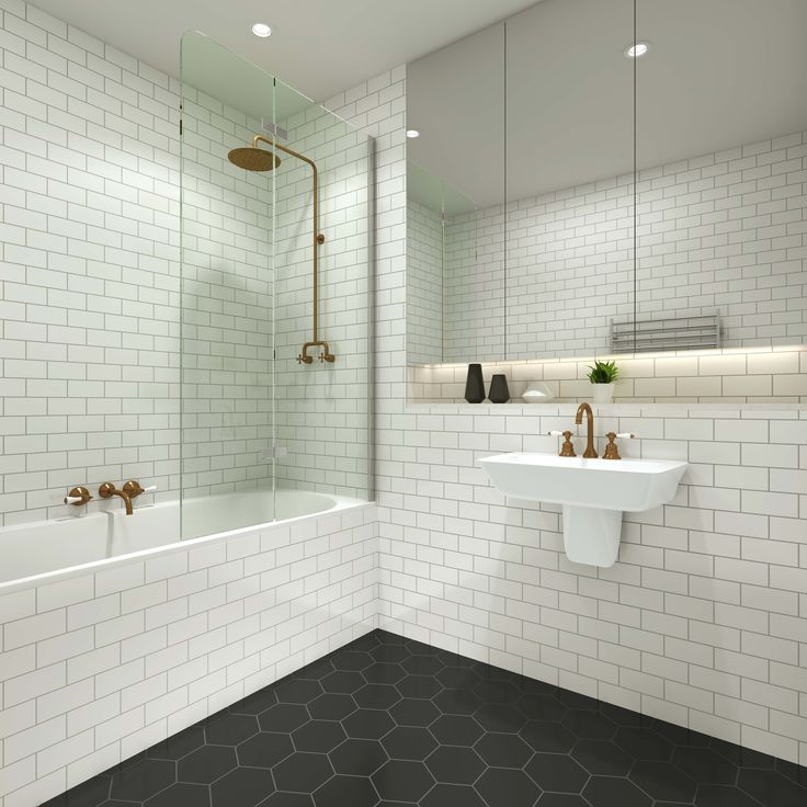 Image result for tiled bath panel | Bathrooms | Pinterest | Bath ...
