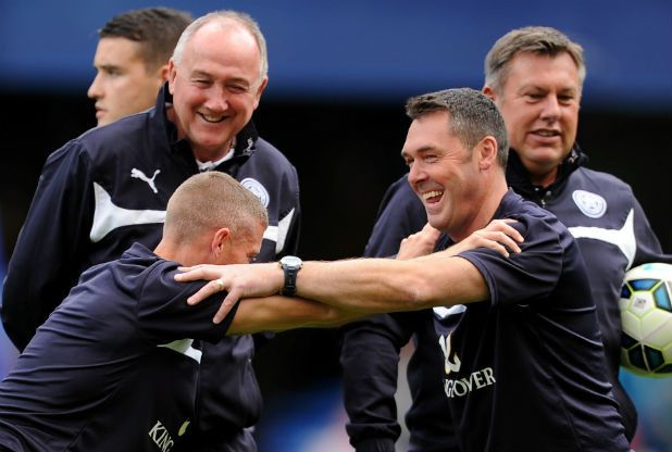 Leicester City NEWS: Walsh and Shakespeare agree new contracts, say reports