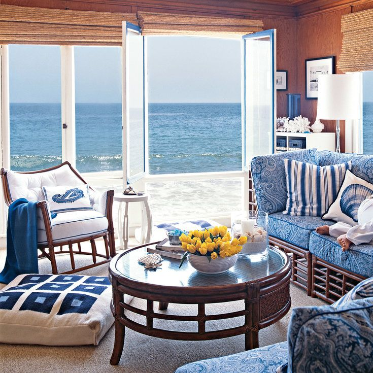20 genius nautical decorating ideas ocean houselake housesbeach