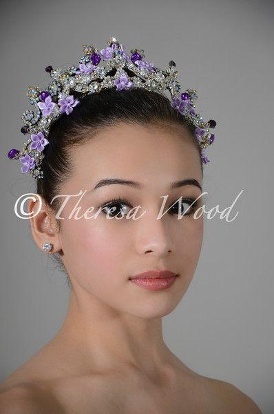 Ballet Headpieces and Tiaras - Theresa Wood