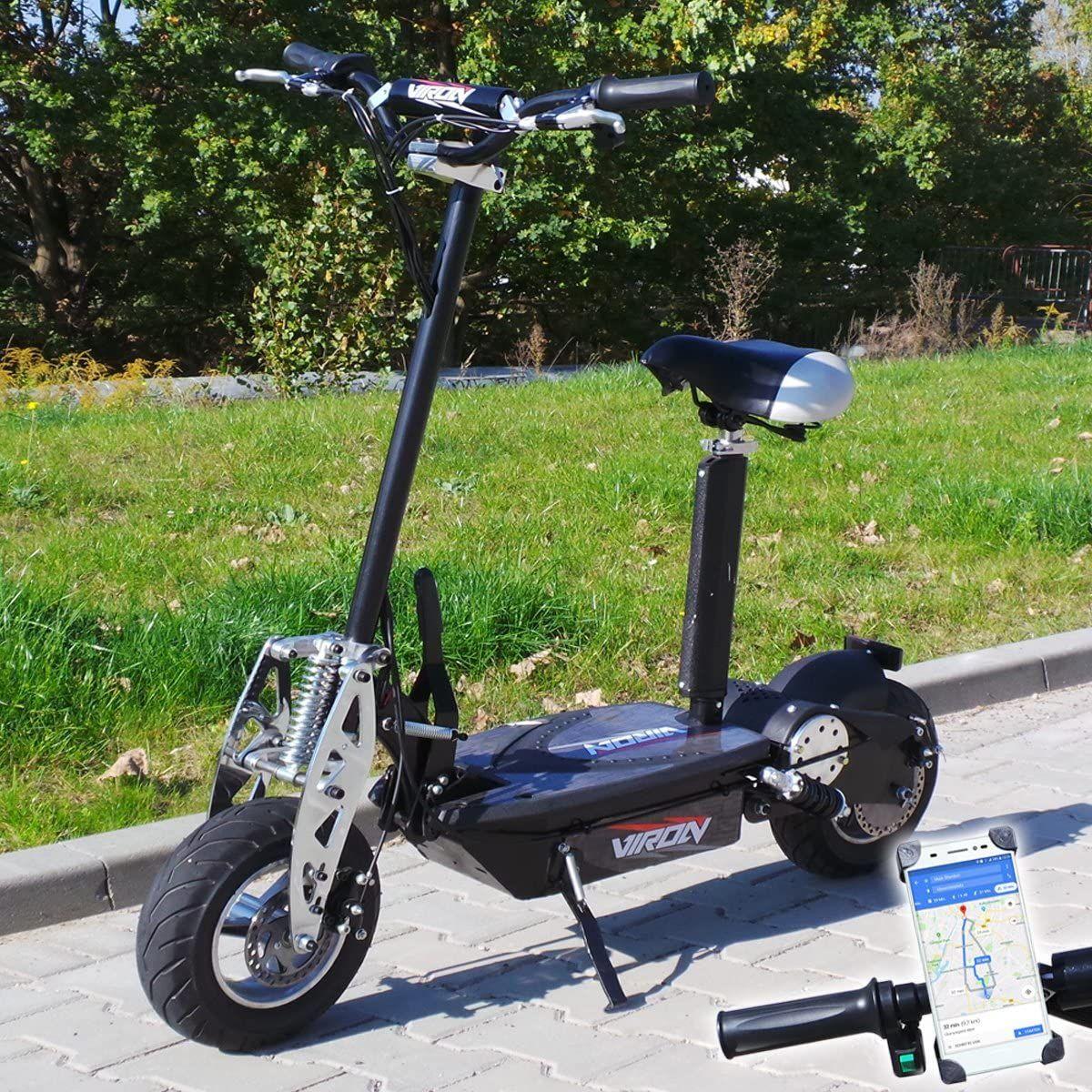 Viron Elektro Scooter 800 Watt E Scooter Roller 36v 800w