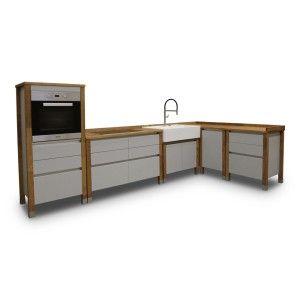Küchenmodule villeroy boch spülstein 90 küchenmodule landhausküche lackiert