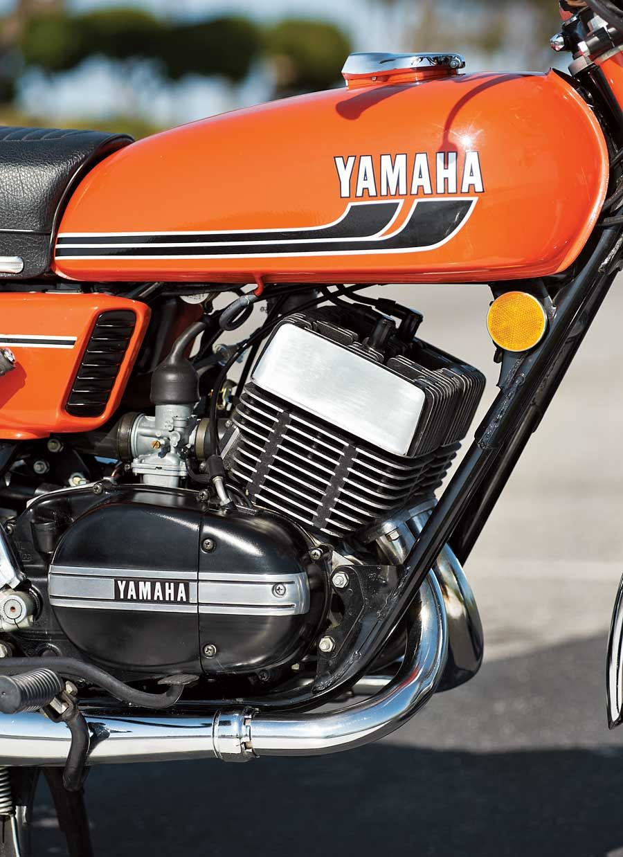 1975 Yamaha RD350: Best Bang for the Buck - Classic Japanese