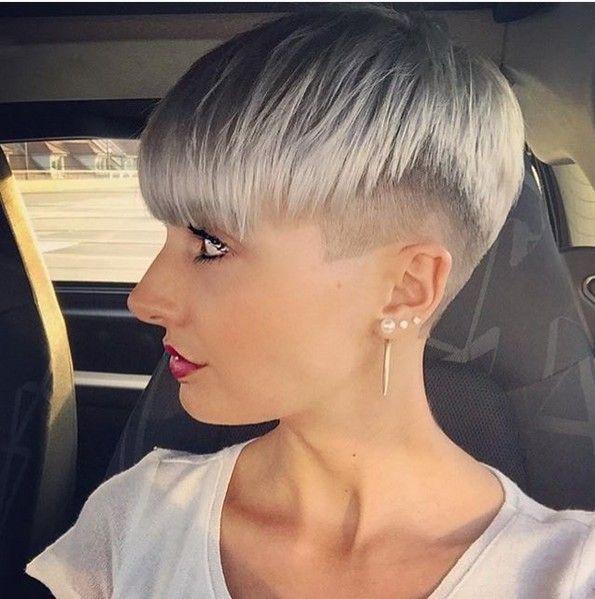 Frisuren kurz fur sehr feines haar