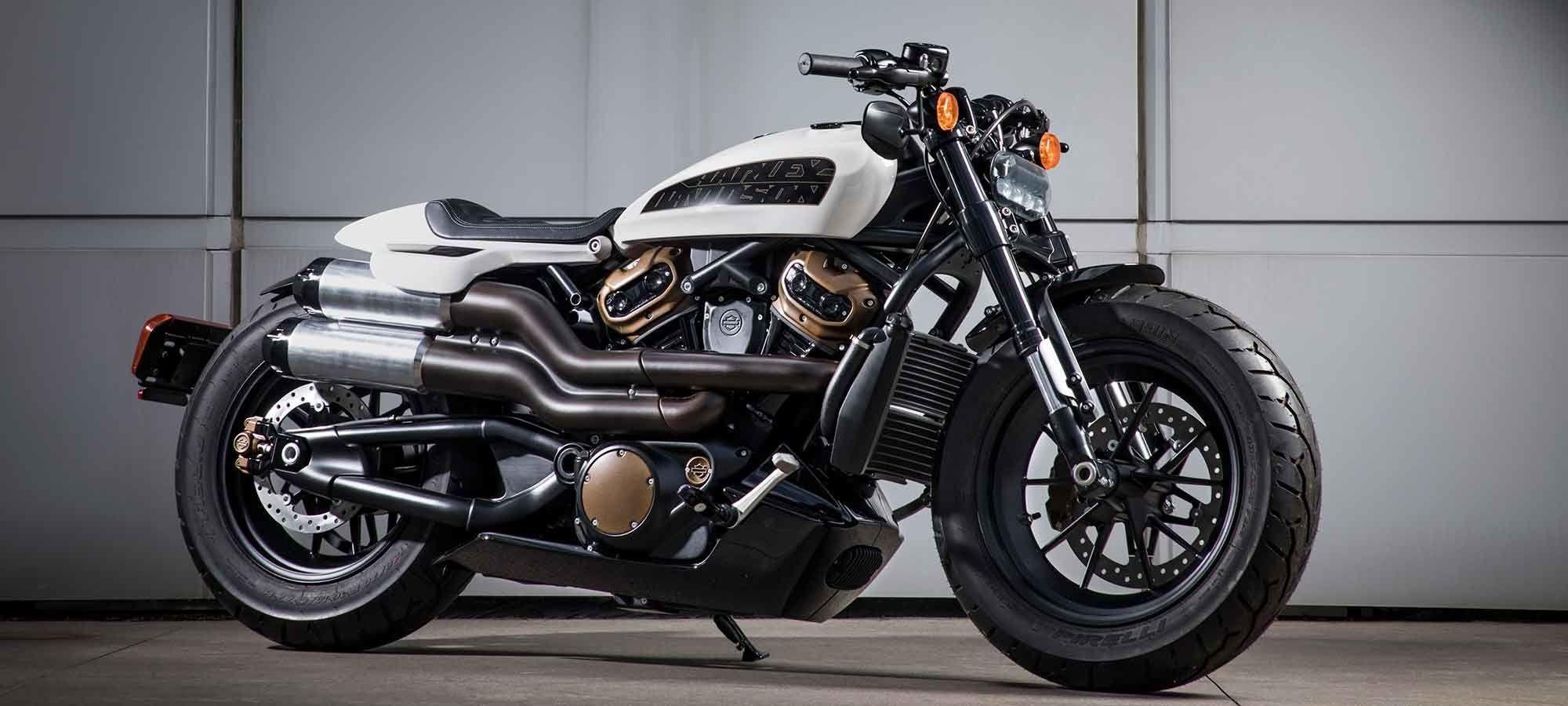 The New Sportster 2020 Harley Davidson 1 250cc Custom Preview