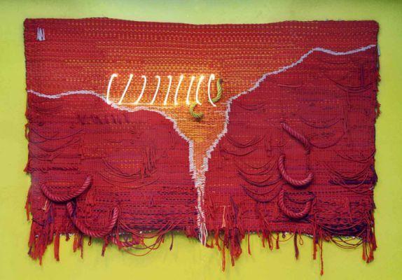 tapices modernos Cesc Biosca decoración Pinterest - tapices modernos
