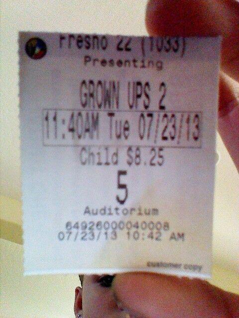 Grown ups 2 funny