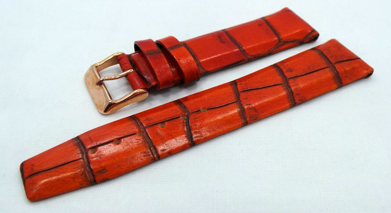 Vostok Europe Gaz-Limo Leather Strap 22mm Brown-Gaz.22.L.R.Br