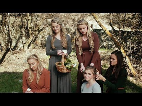 Check Out This Hauntingly Beautiful Celtic Hymn by BYU's Noteworthy