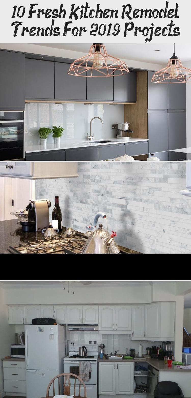 10 Fresh Kitchen Remodel Trends For 2019 Projects Kitchen