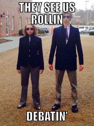 I Find This Way Too Funny Okay 4n6 Debate Speech And Debate Debate Team Debate Memes