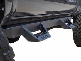 Ici Black Magnum Rt Steps Truck Accessories Truck Accesories