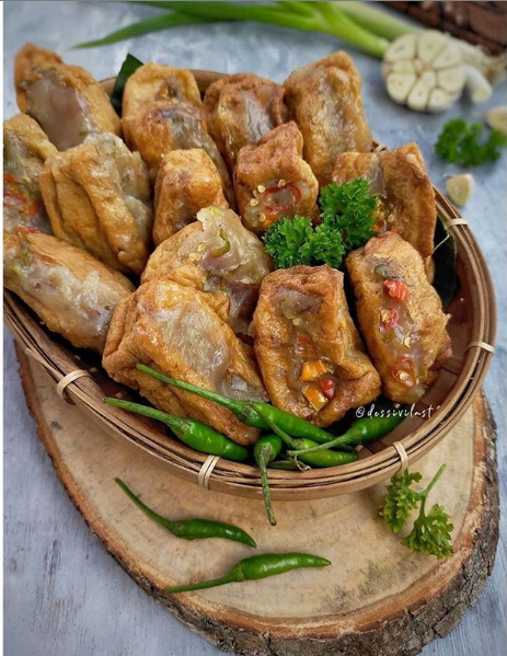 Tahu Aci Daging Resep Daging Sapi Bawang Putih