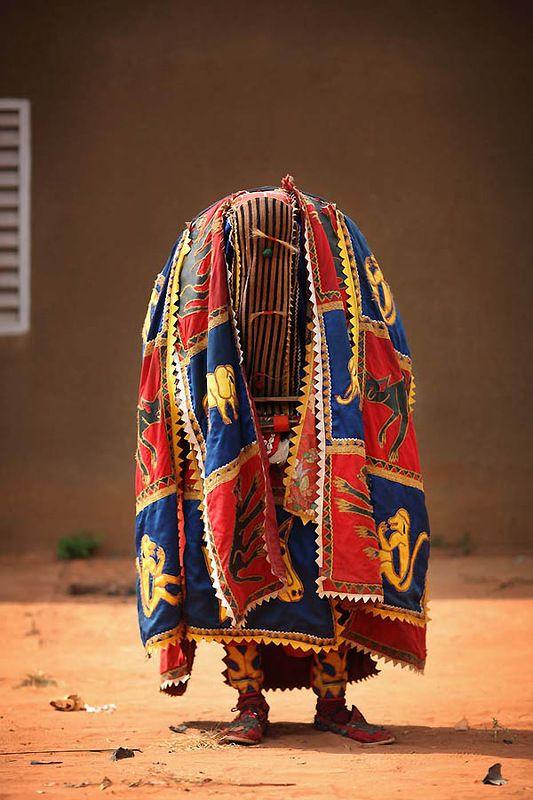 Ouidah, Benin, January 9, 2012  Spirit