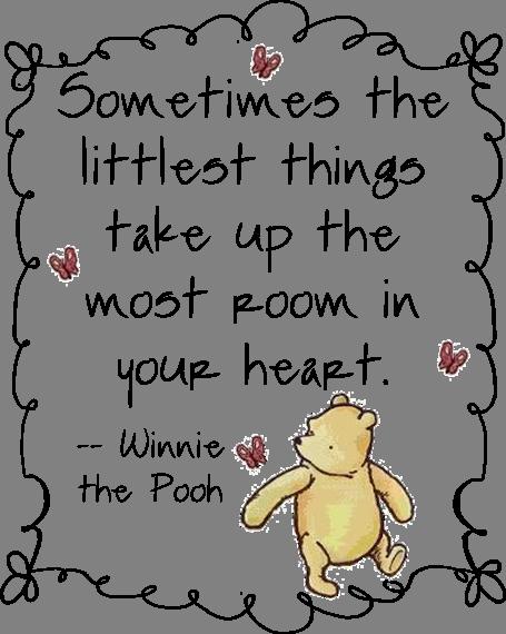 Nothing says Love like Winnie the Pooh Winnie the pooh