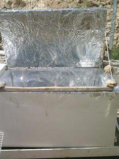 My Refrigerator Solar Cooker Solar Cooker Solar Oven Solar