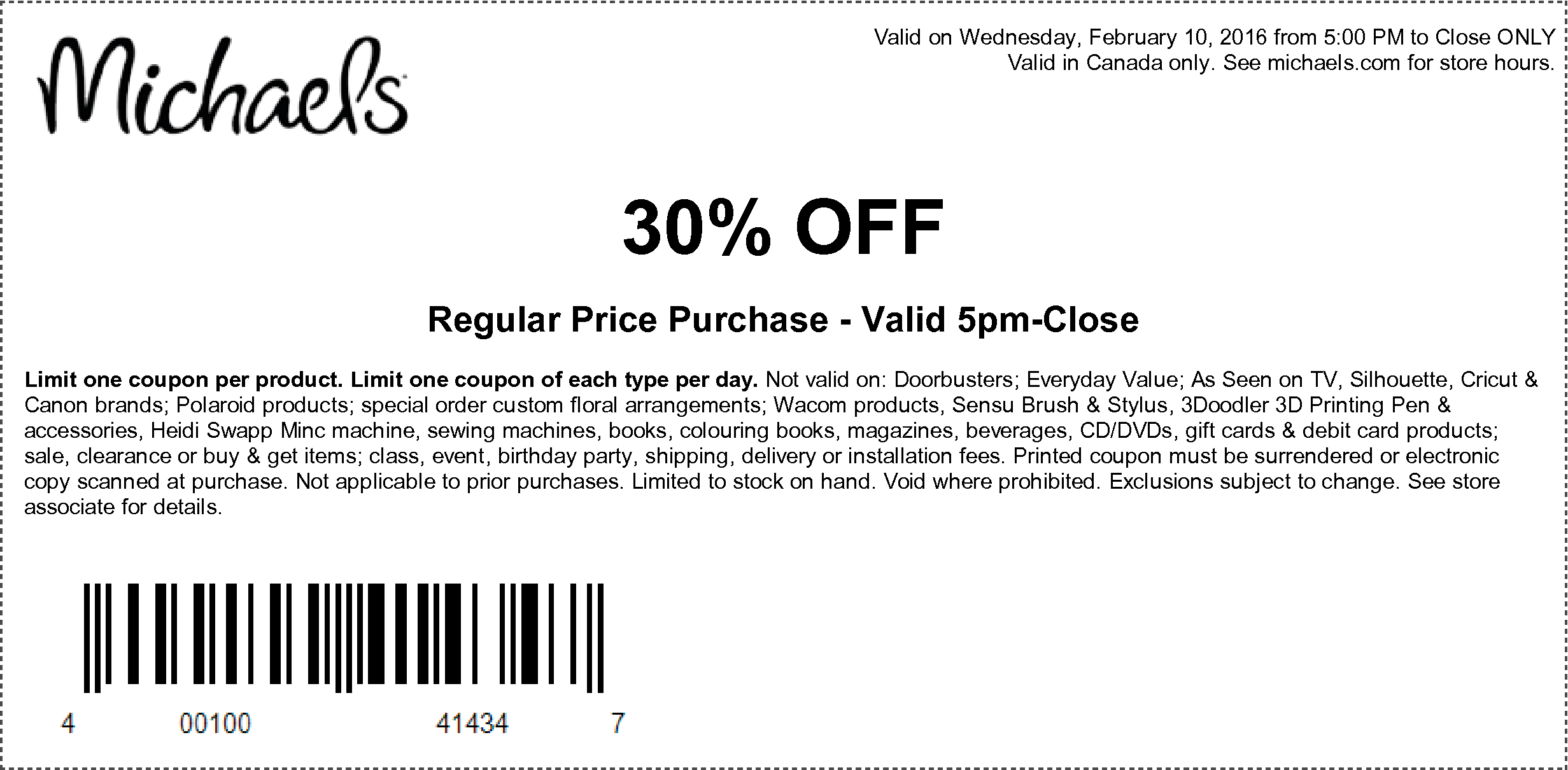 Coupons At Michaels Text To Phone Free Printable Coupons Michaels Coupon Printable Coupons