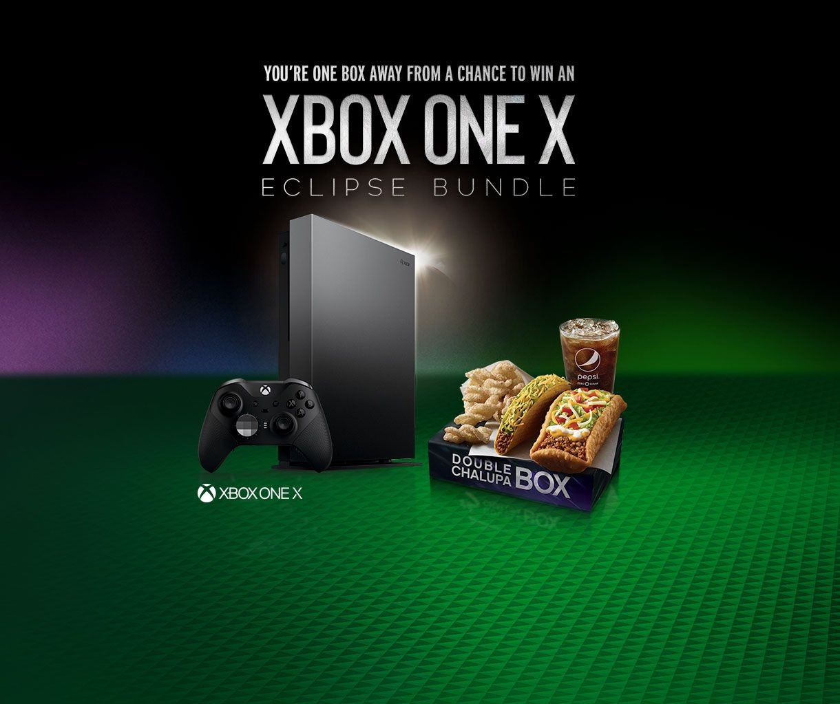 Taco Bell offers 14 days of Xbox Game Pass Ultimate when