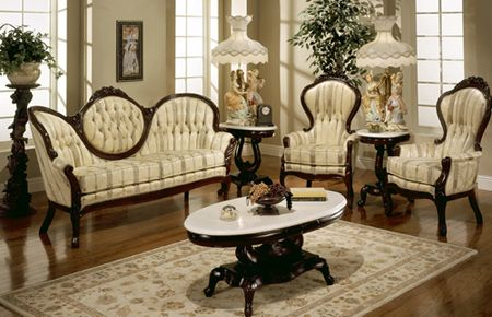 Room · Victorian Style Living Room