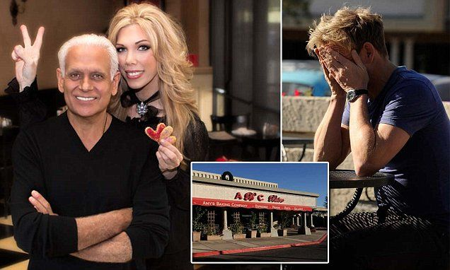 Amy S Baking Company Of Kitchen Nightmares Infamy Closes Its Doors Kitchen Nightmares Amy S Baking Company Baking Company