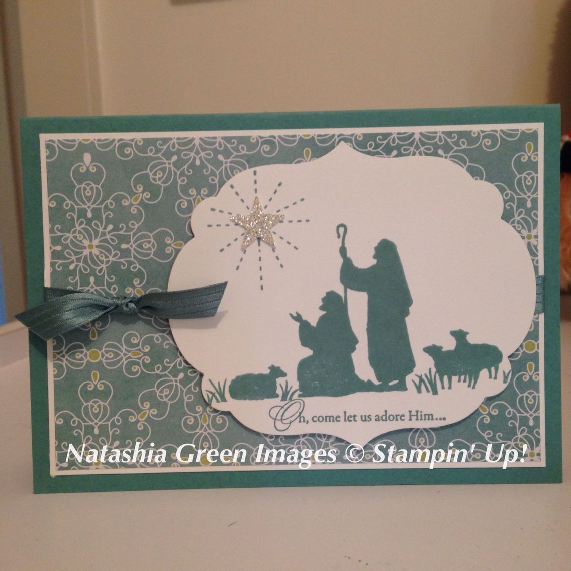 Every Blessing - Stampin' Up!