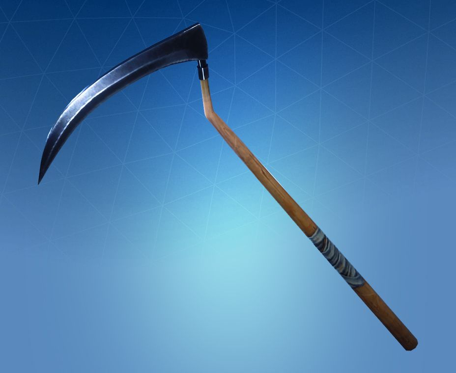 Harvesting Tools Came Out In Halloween Of 2020 Fortnite Pickaxes (From all battle pass seasons) Quiz   By