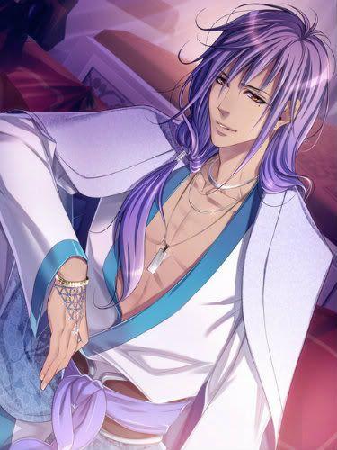 Anime Boy Anime 19333124 640 480 Anime Guy Long Hair Anime Purple Hair Anime