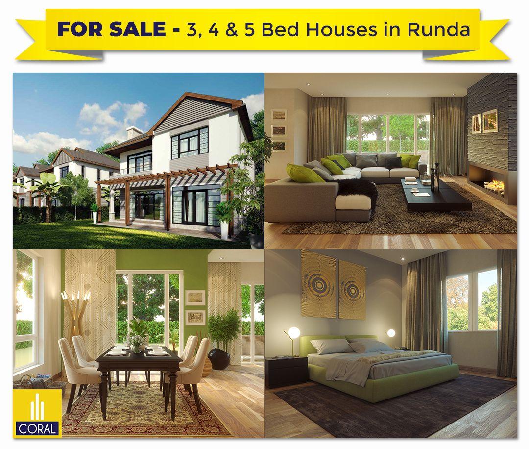Five Star Paradise Runda Villas And Duplexes For Sale Kiambu Duplex For Sale House Styles Villa