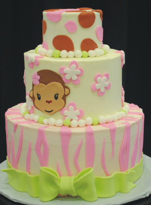 Custom Baby Shower Cake Kick Ass Kakes Phoenix Arizona Http