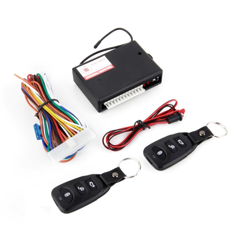 management rim rf system remote fee electric parking door lock auto