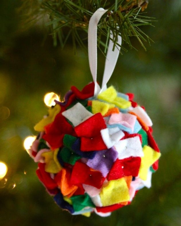 Inexpensive Christmas Craft Ideas Part - 42: 40 Quick And Cheap Christmas Craft Ideas For Kids