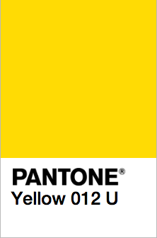 yellow 012 u pantone how to find a in illustrator emerald