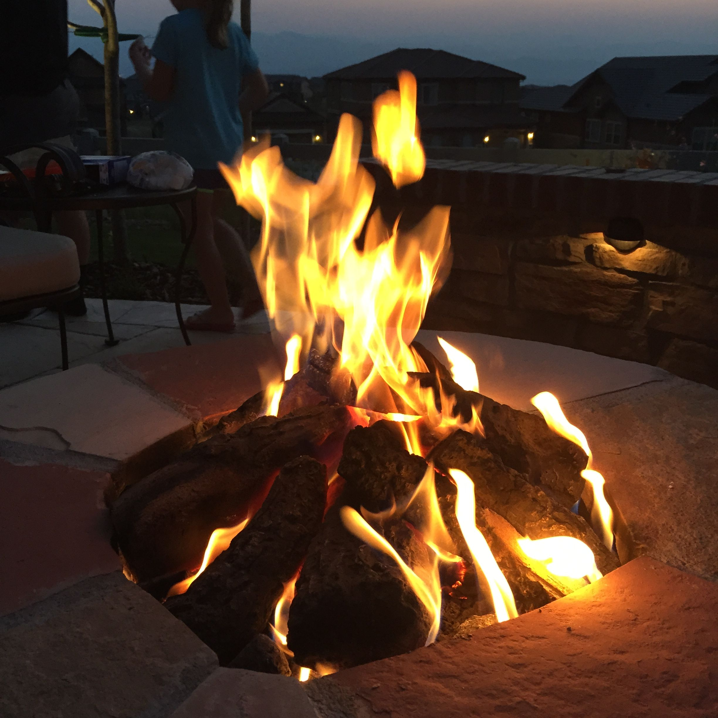 We Make Big Fire Lehrer Fireplace And Patio Fire Pit Outdoor