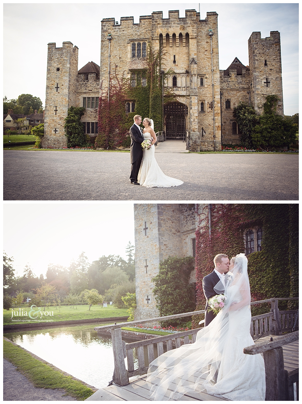 Wedding Hever Castle