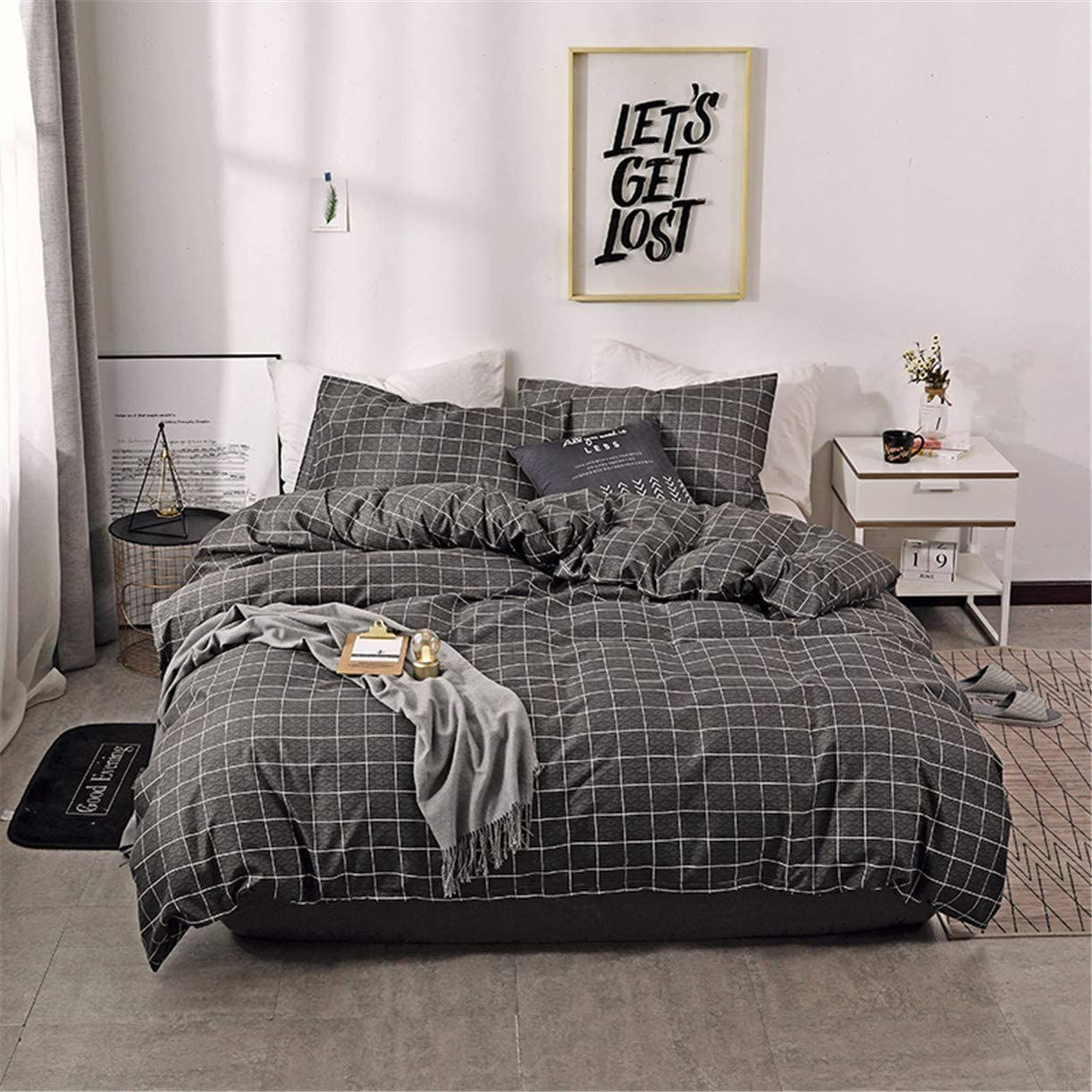 Farmhouse Duvet Covers Rustic Duvet Covers Farmhouse Goals In 2020 Duvet Cover Sets Rustic Duvet Cover Farmhouse Bedding Sets