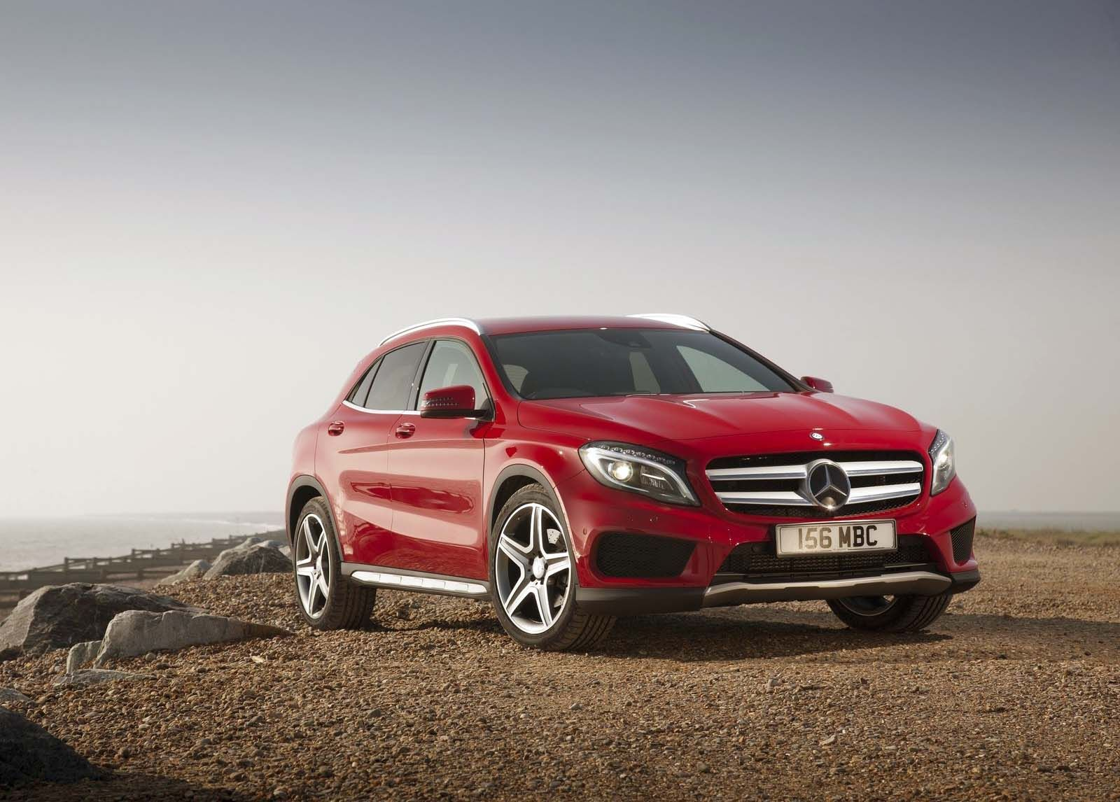 Cool 2015 Mercedes Benz Gla Uk Version With Images Mercedes