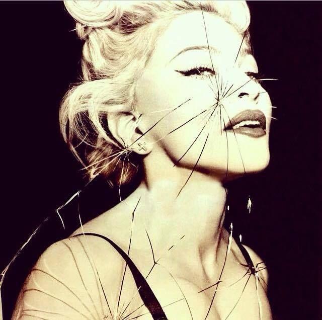 Madonna para a Mojo magazine!