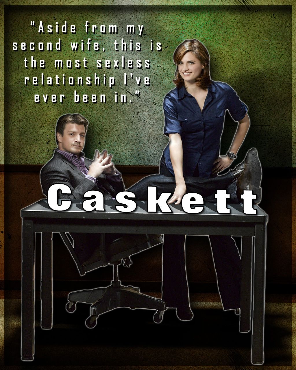 what is beckett and castle relationship