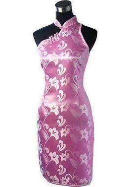 Chinese Traditional Lady's Cheongsam Bridesmaid Evening Dress/qipao S