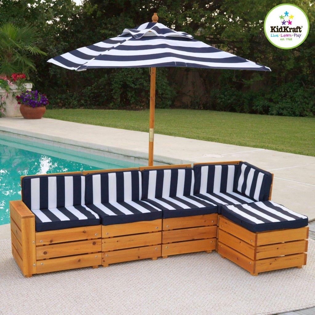 Sunday Swoon Kids Backyard Lounge Chairs Complicated Mama Kids Outdoor Furniture Nautical Outdoor Furniture Outdoor Kids