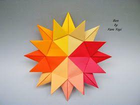 Começou com uma Cartinha: Um sol de todas as cores