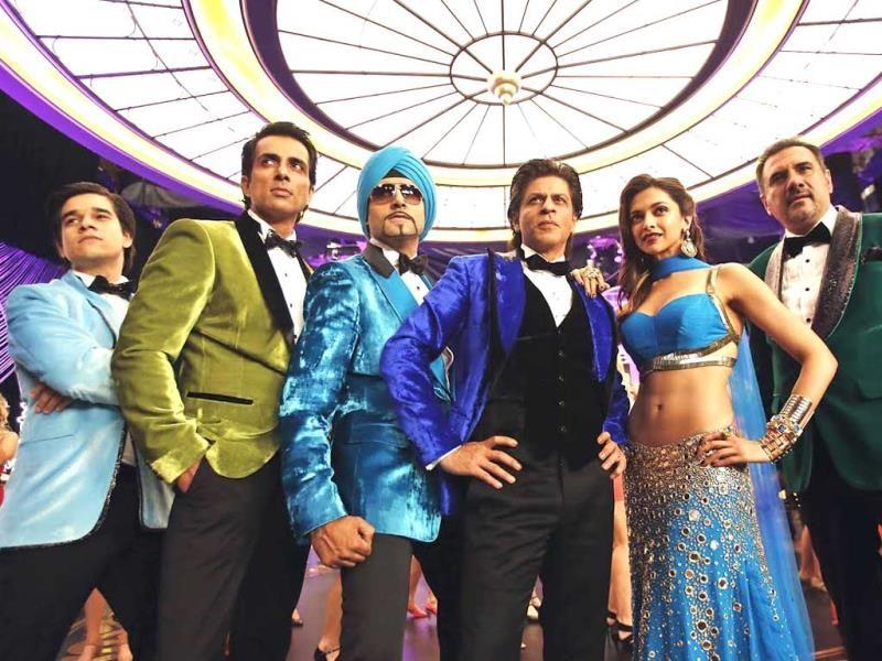 Happy New Year Film India 54