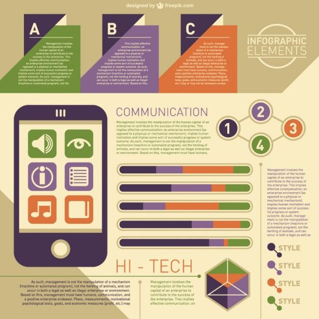 Templates gratuitos infográfico | Free infographic, Infographic ...