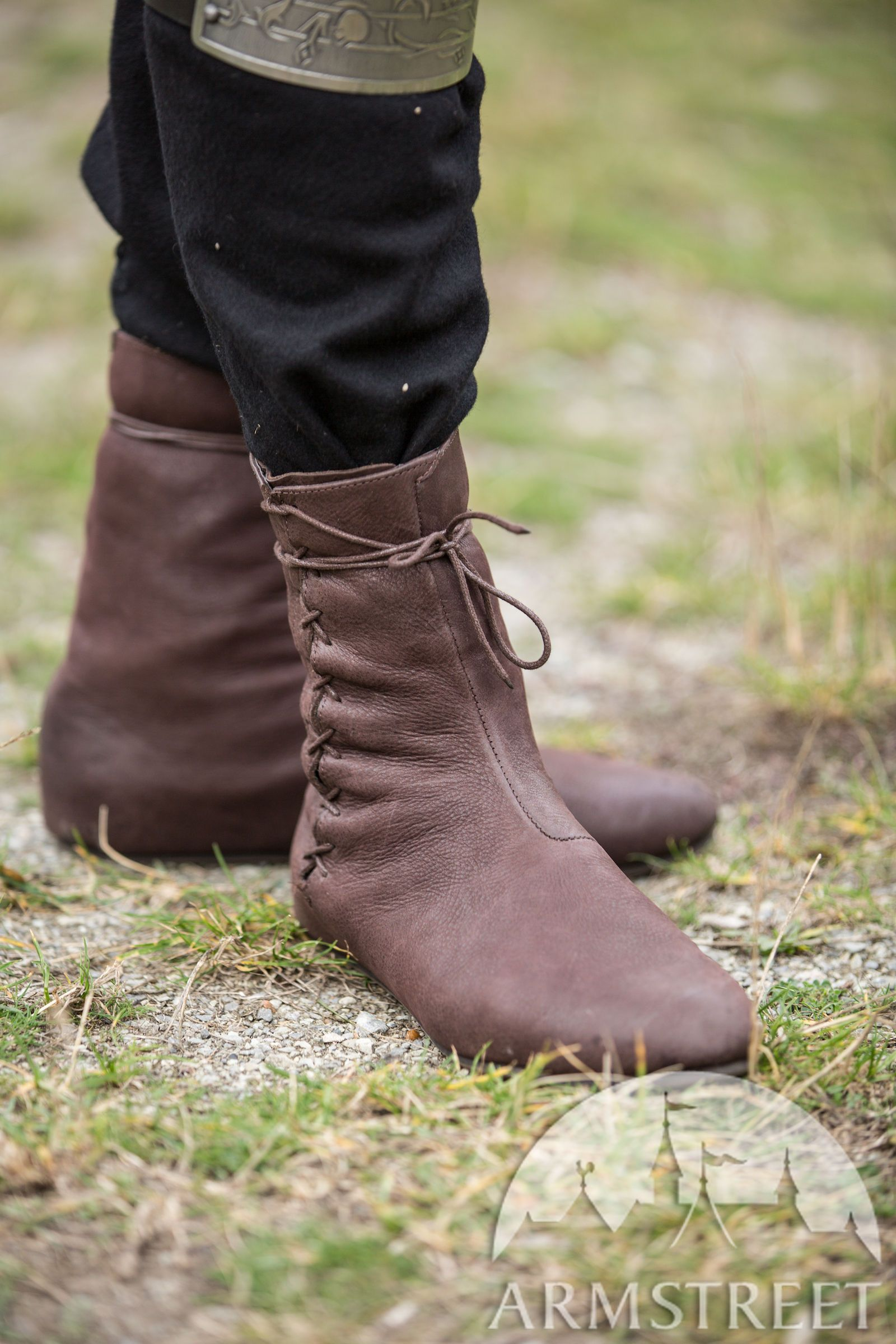 Shoes Paladin | Medieval boots