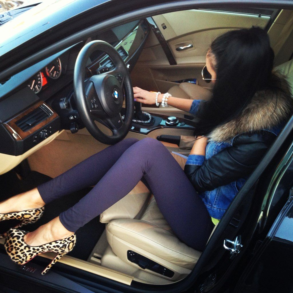 Explore Girls In Cars Rich Lifestyle And More