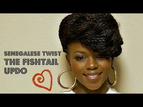 Astonishing 1000 Images About Braids On Pinterest Senegalese Twists Short Hairstyles Gunalazisus