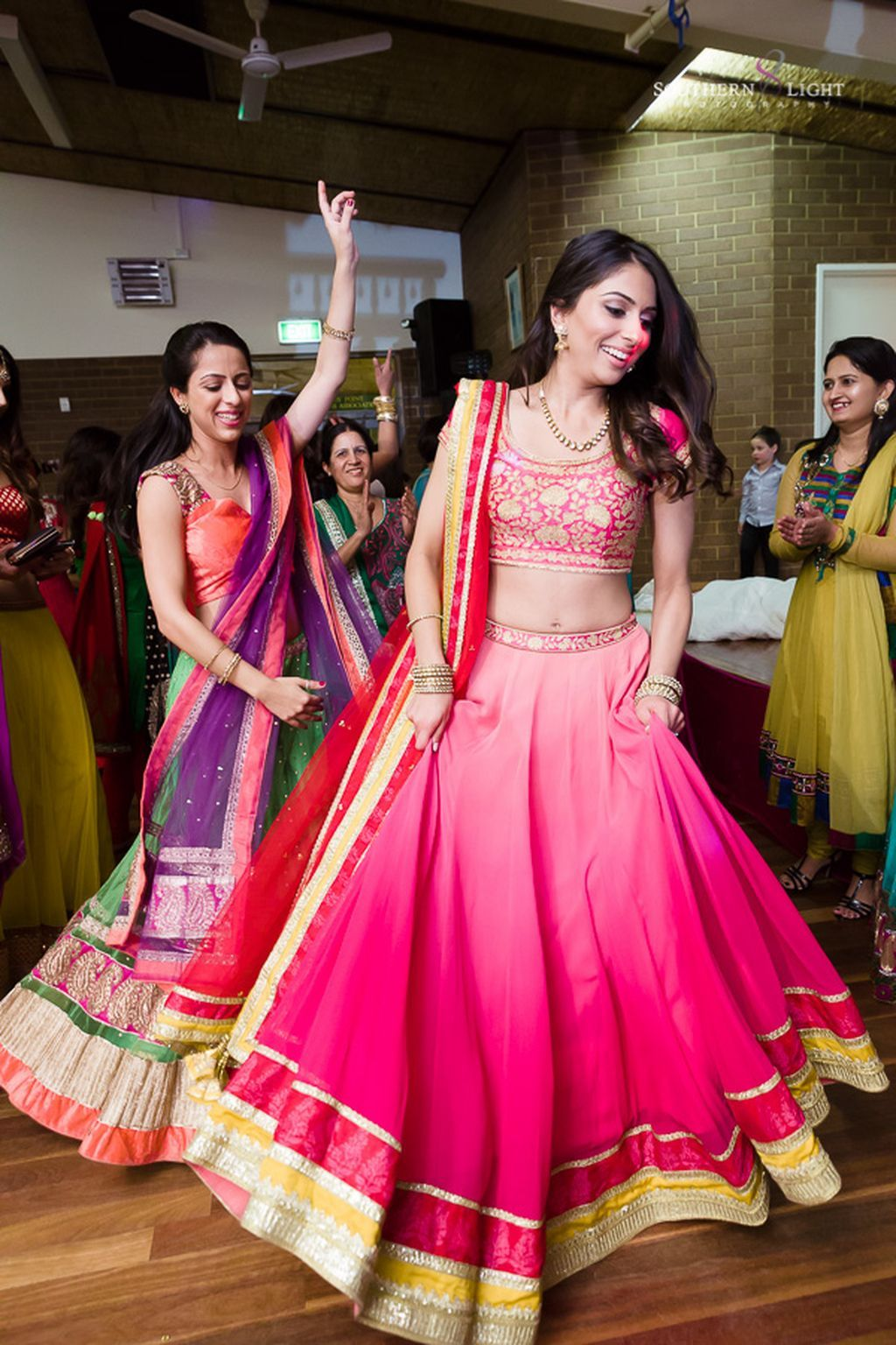 Mehndi Ceremony What To Wear : Event space religious punjabi glamorous romantic