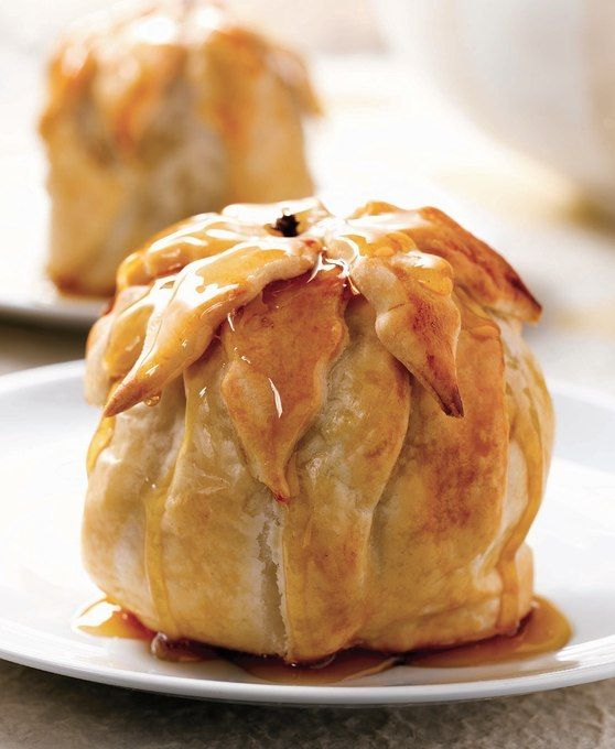 Apple Dumpling- Smart Cooking: The Costco Way - Page 200-201