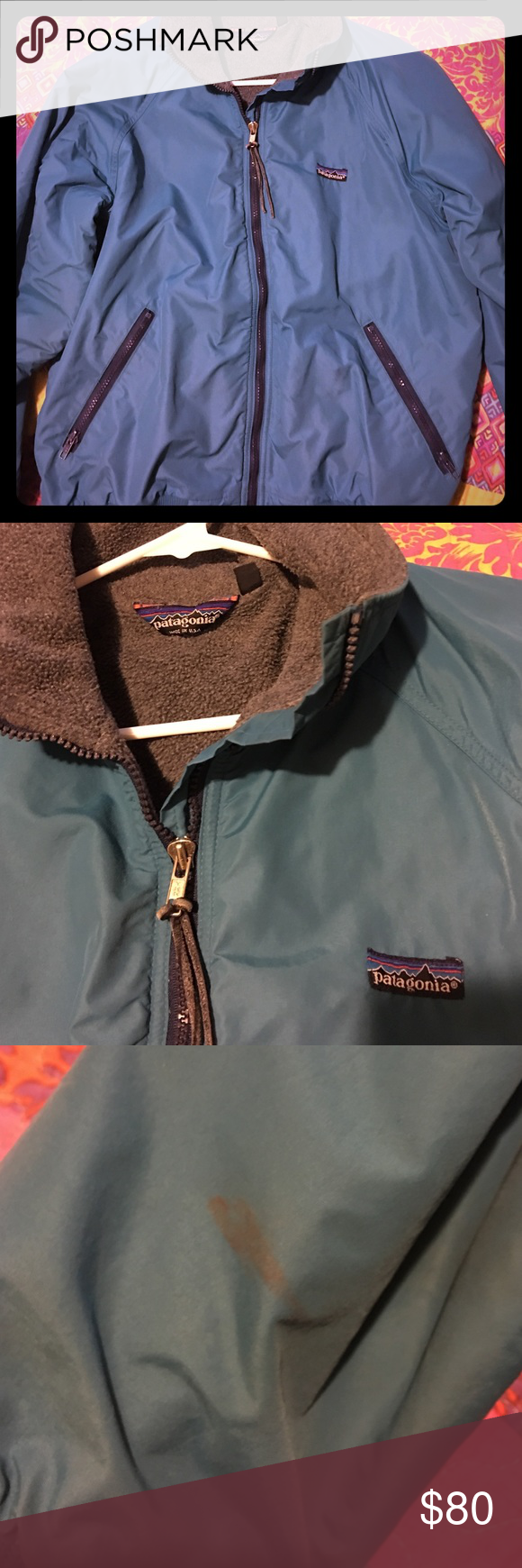 Patagonia fleece jacket coats teal and patagonia jacket